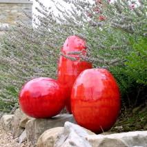 Tre Vasi Rossi – Collezione Privata