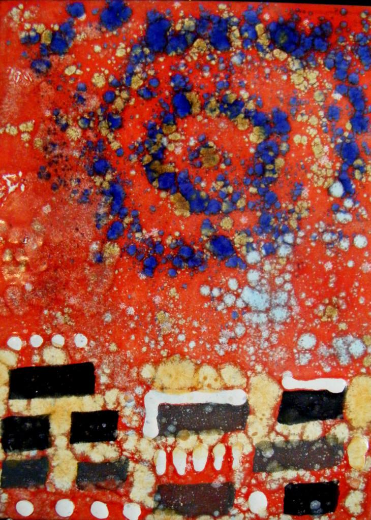 pannello rosso