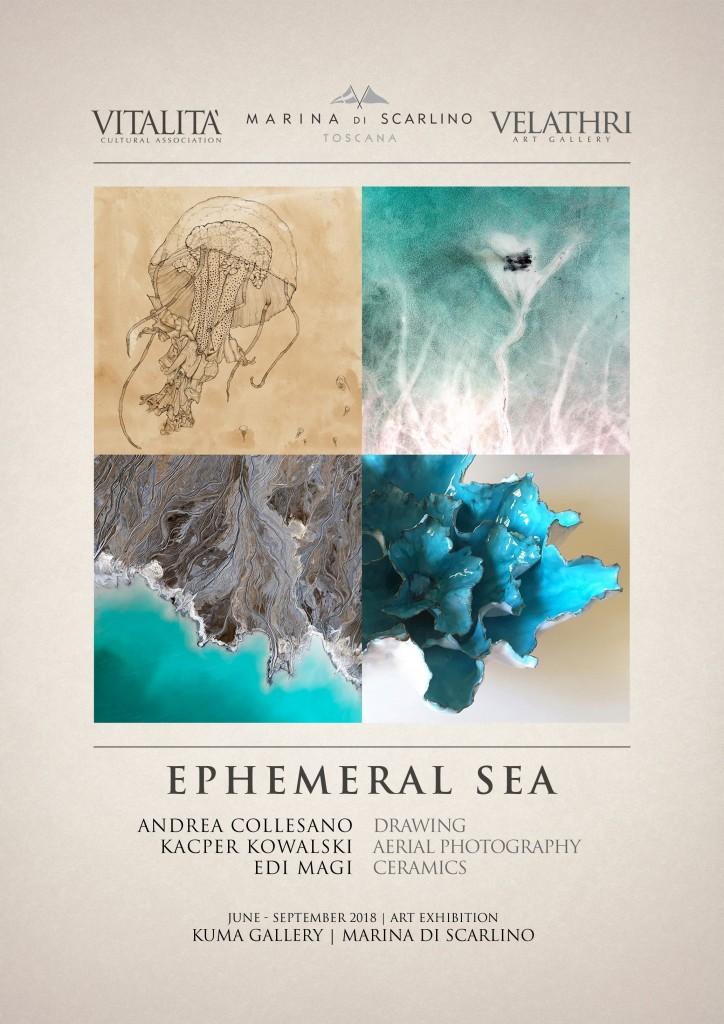 depiant A5 ephemeral sea front