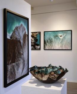 Ephemeral sea: Frammenti di terra e di mare