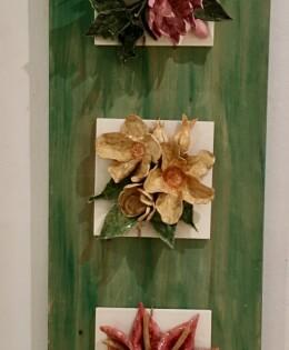Spring: ceramic panel
